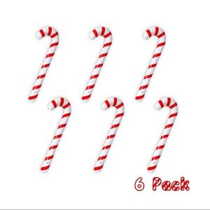 6 Piece 3' Candy Cane Inflatable Decorations